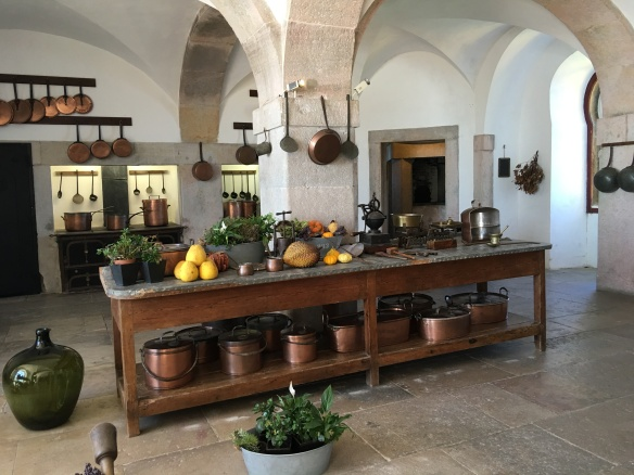Kitchen in the Castle