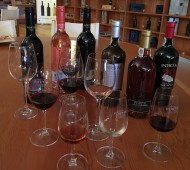 Wine and Port Tasting