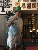 A Celtic Leprechaun